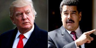 Tras la expulsión de sus funcionarios, Estados Unidos exigió a dos diplomáticos de Venezuela abandonar el país en 48 horas