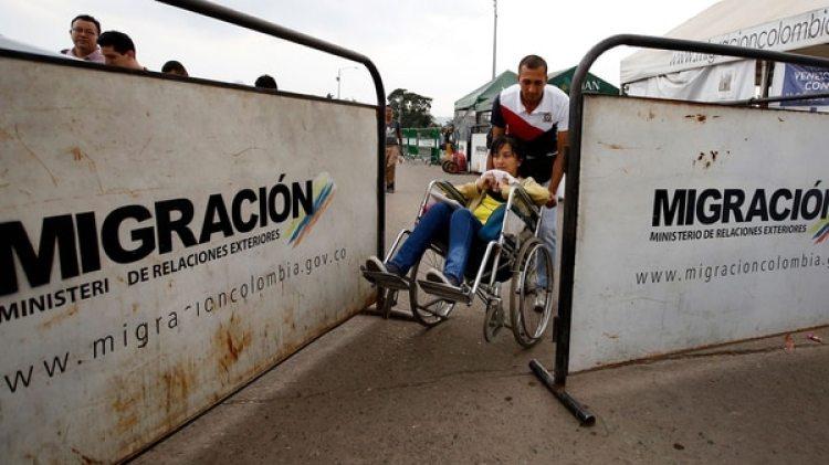Los venezolanos buscan un futuro mejor en otras naciones (AP)