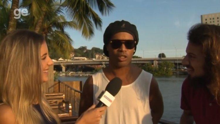 Ronaldinho Gaúcho contó la verdad sobre su supuesto matrimonio doble en Rio de Janeiro