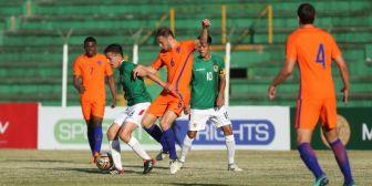 Bolivia cayó por goleada ante Holanda