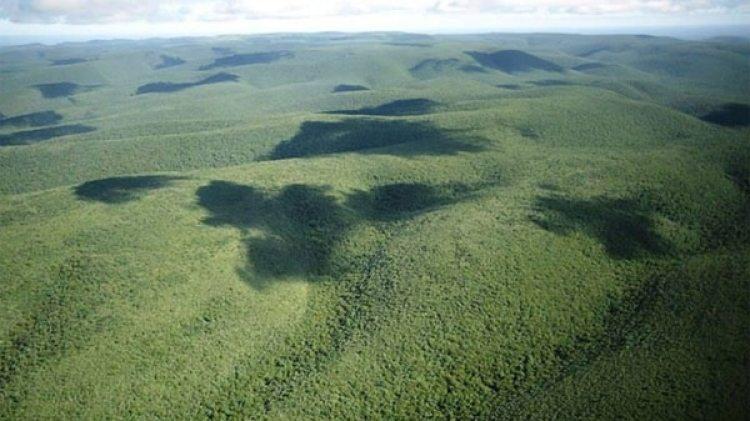 El Parque Nacional Defensores del Chaco en Paraguay