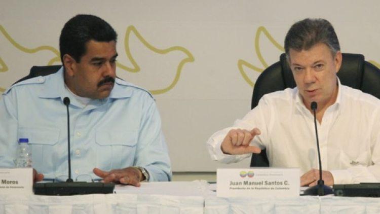 Maduro ha insultado en repetidas ocasiones al presidente colombiano (AP)