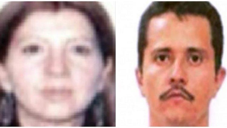La pareja se conoció en 1996.