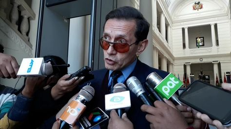 El presidente del Tribunal Supremo de Justicia (TSJ), Jose Antonio Revilla.