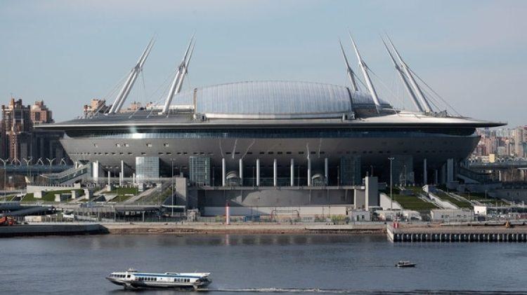Saint Petersburg Stadium (Reuters)