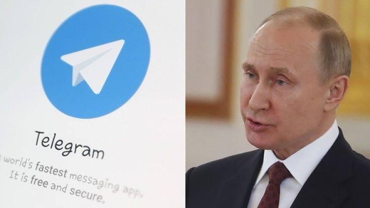 El gobierno ruso le ordenó a Apple que quitara Telegram de su tienda