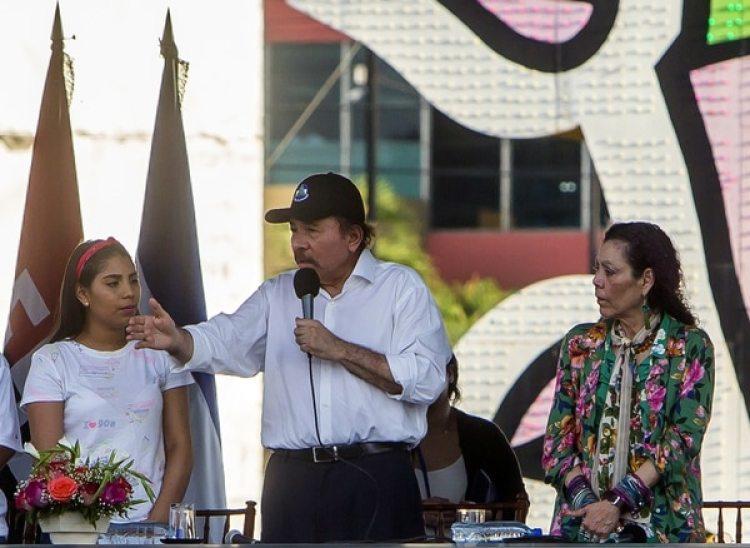 EEUU pidió un diálogo en Nicaragua (AFP PHOTO / INTI OCON)
