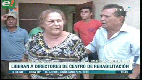 """Liberan a administradores de centro de rehabilitación """"Misión Esperanza"""""""