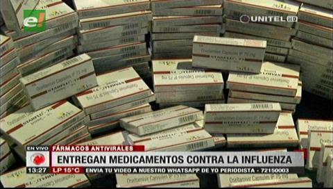 Tras 21 muertes, arranca vacunación por influenza