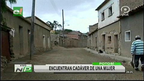 Potosí: Policía reporta quinto feminicidio