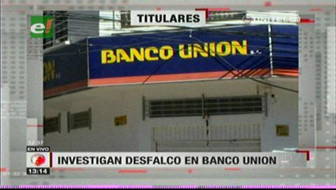 Video titulares de noticias de TV – Bolivia, mediodía del sábado 19 de mayo de 2018