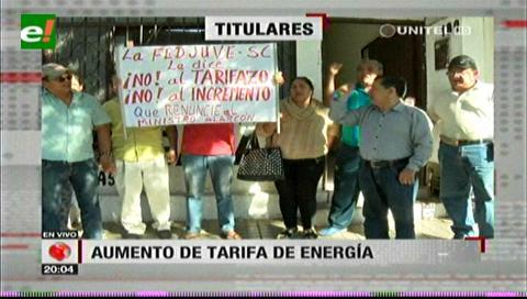 Video titulares de noticias de TV – Bolivia, noche del martes 22 de mayo de 2018