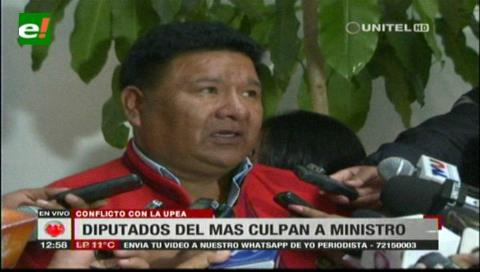 Diputados del MAS por El Alto pedirán informe al Ministro de Gobierno sobre muerte de universitario