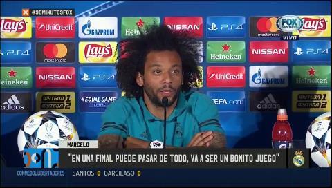 Marcelo: «No tengo nada que demostrar a nadie»