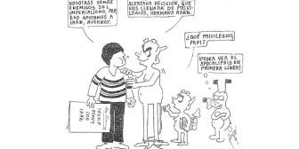 Caricaturas de Bolivia del jueves 17 de mayo de 2018