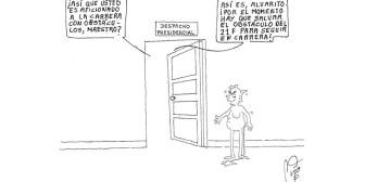 Caricaturas de Bolivia del sábado 19 de mayo de 2018
