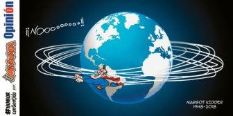 Caricaturas de Bolivia del miércoles 16 de mayo de 2018
