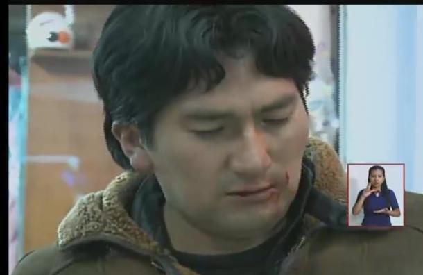 La Paz: Hombre ebrio apuñaló a una mujer