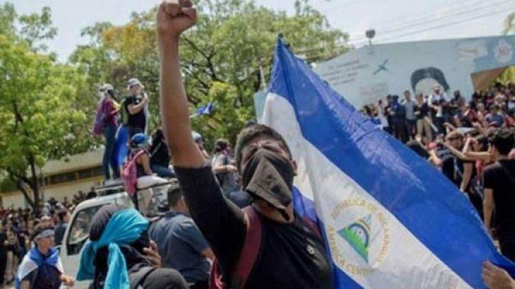 Nicaragua vive una ola de protestas opositoras desde el 18 de abril