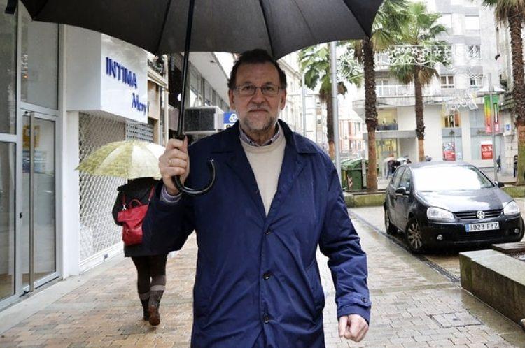 Mariano Rajoy fue destituido a través de una moción de censura en su contra