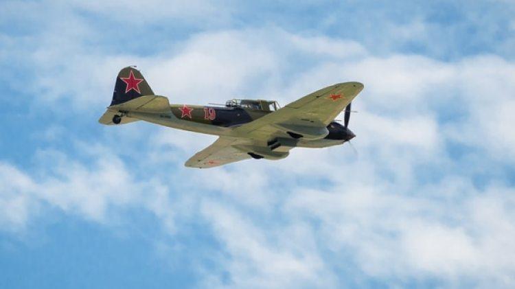 Imagen de referencia de un avión soviético (Getty)
