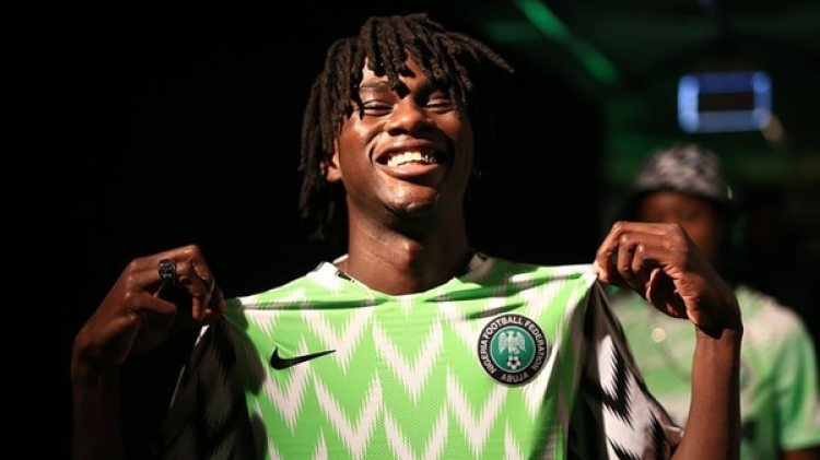 La camiseta de Nigeria hace furor a pocos días del Mundial de Rusia 2018