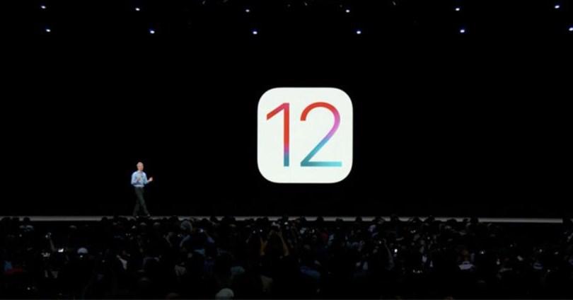 Presentación oficial de todas las novedades de iOS 12