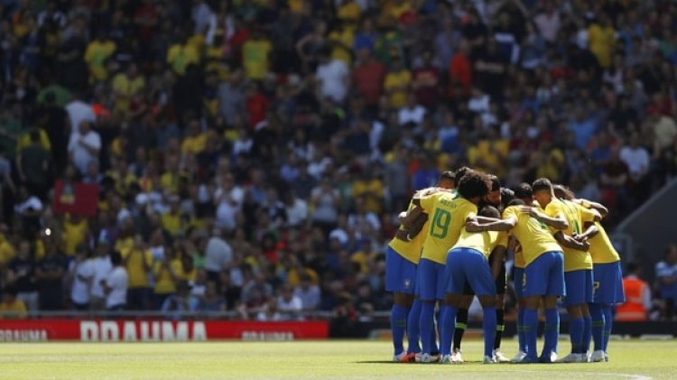 Brasil venció 2-0 a Croacia en un amistoso este domingo (Reuters)