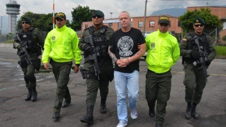 Traslado de Popeye a la cárcel La Tramacúa de Valledupar.