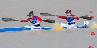 Brasil finaliza como líder del medallero en canotaje y kayak
