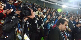 Restringen trabajo de la prensa en Juegos