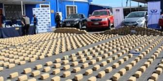 """Cae boliviano jefe """"narco"""" que metió 1,5 toneladas de droga al norte chileno"""