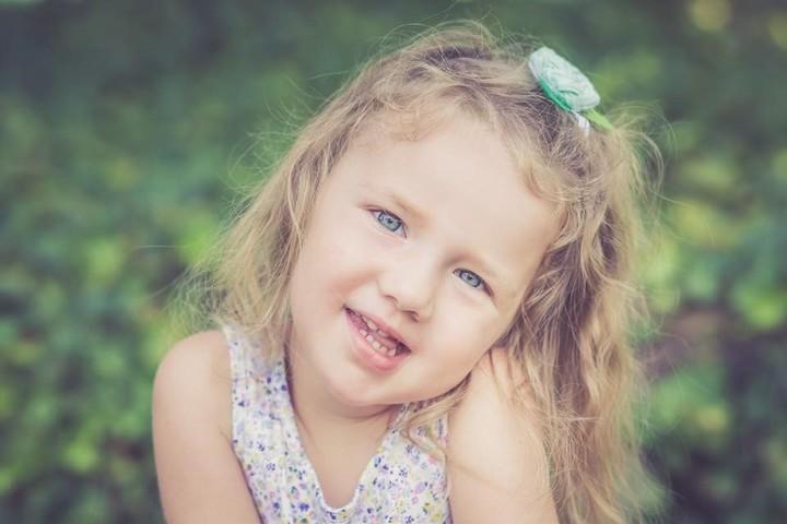 """Adalynn """"Addy"""" Joy tenía cuatro años"""