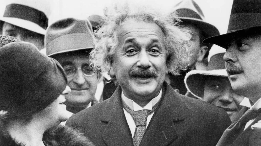 Foto: Albert Einstein. (Cordon Press)