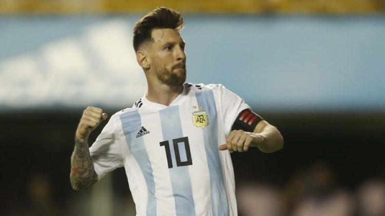Argentina, último finalista de la Copa del Mundo, arranca contra la sorpresiva Islandia (Nicolás Aboaf)