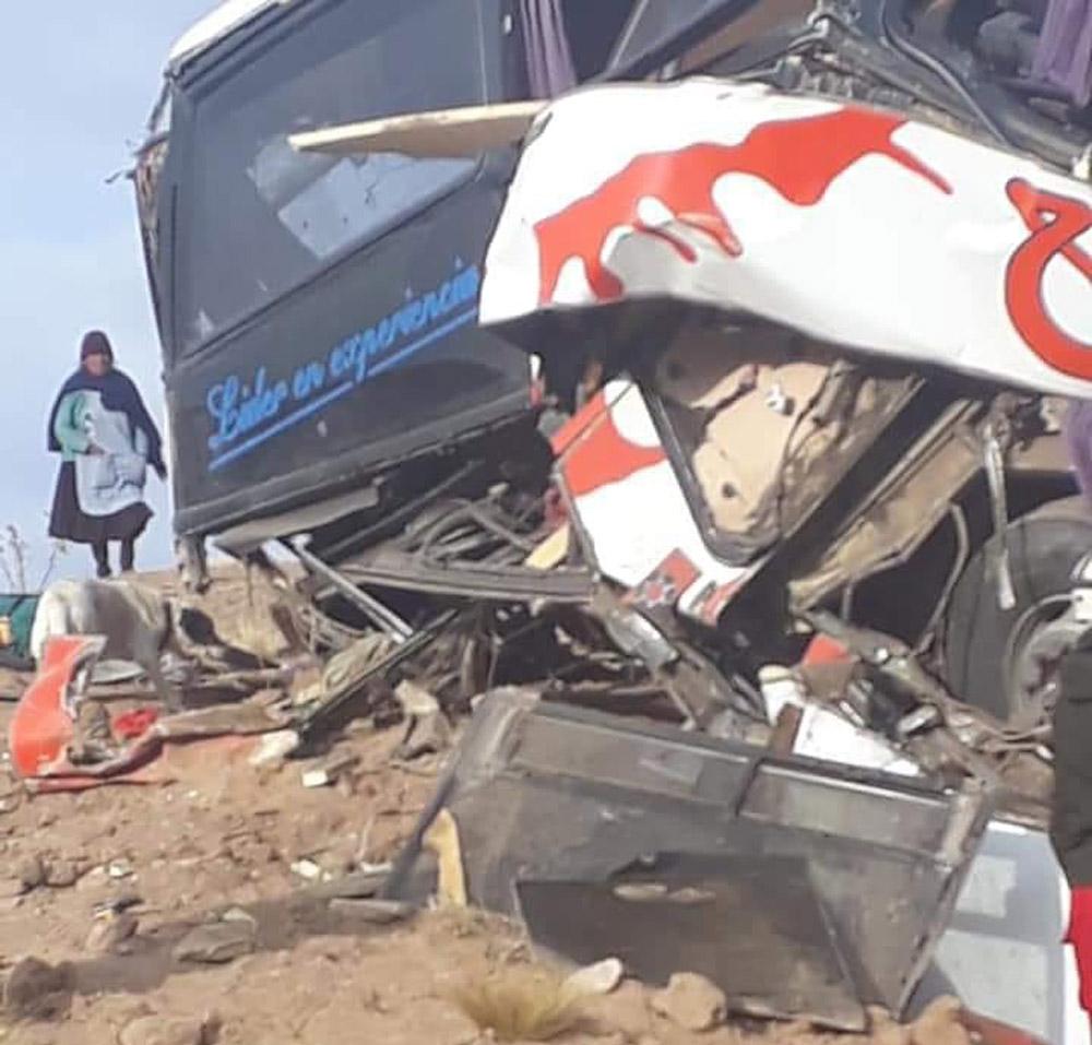 Accidente carretero en Bolivia deja 12 muertos [Internacional]