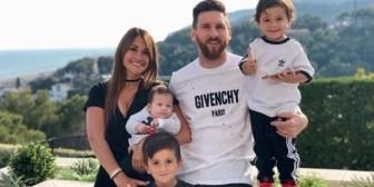 Antonela Roccuzzo le dio a Lionel Messi el apoyo que más necesitaba