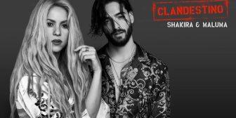 """Shakira y Maluma lo hicieron: """"Clandestino"""" destronó a """"Despacito"""" como la canción más vendida en Estados Unidos"""