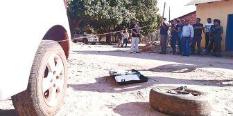 Realizan las pericias balísticas en San Matías; el joven fue enterrado