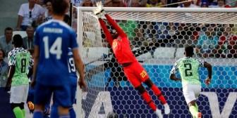 Nigeria se impuso ante Islandia y mantiene la ilusión de Argentina en el Mundial de Rusia