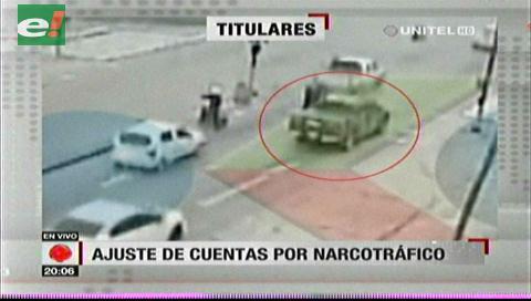 Video titulares de noticias de TV – Bolivia, noche del lunes 4 de junio de 2018