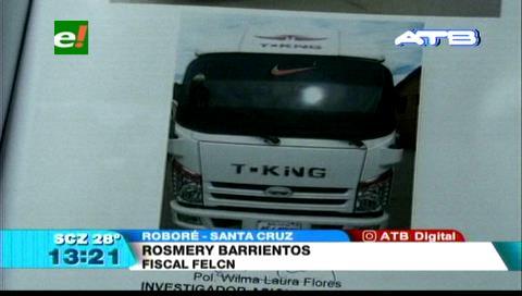 Incautan 168 kilos de cocaína que estaban ocultos en un camión