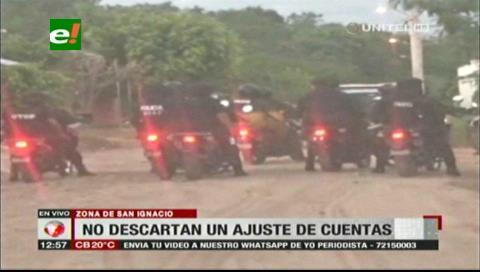Investigan muerte de un brasileño en una hacienda de San Ignacio de Velasco