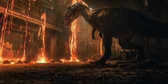 "Llega a la pantalla grande ""Jurassic World 2: El reino caído"""