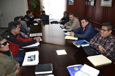 Presidente Morales: Hay que refundar la UPEA respetando su autonomía