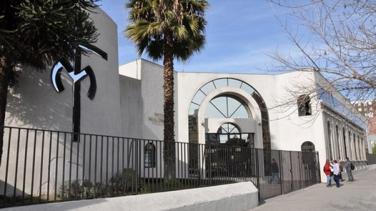 El instituto Miguel León Prado, donde se cometieron los abusos