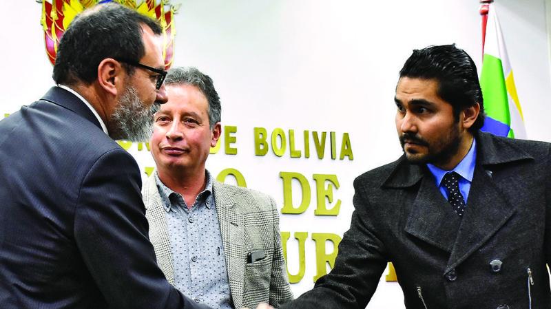 Bolivia pagó $us 2,6 millones más de lo que pedía Quiborax