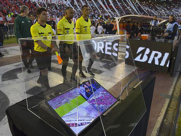 A partir de cuartos de final se aplicara el VAR en la CONMEBOL Libertadores