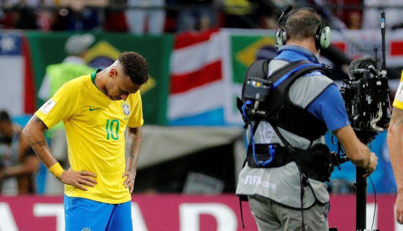 """Argentinos gritan """"Neymar chau"""""""