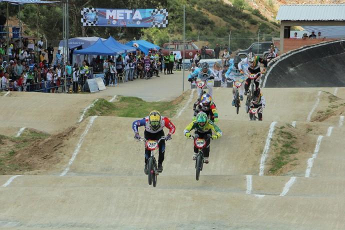 Resultado de imagen para Quintanilla se luce en el Open de bicicross